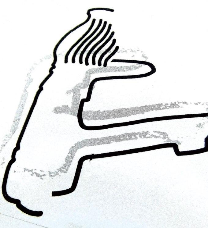 Vinaigre de cristal | Logotype final