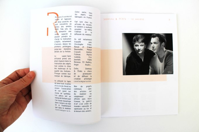 DOMEAU&PERES | Biographie