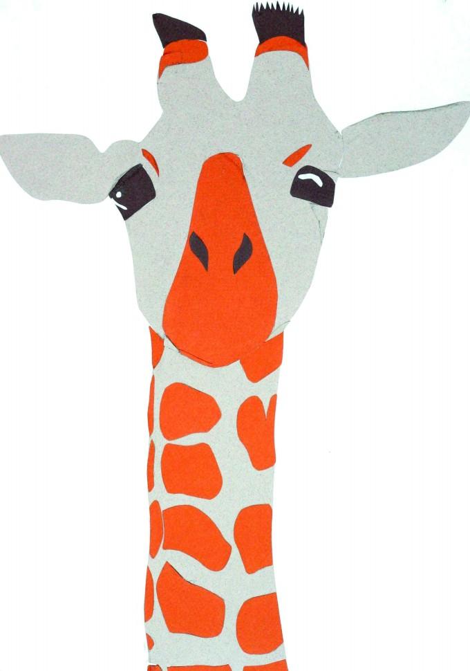 Des animaux pas comme les autres | Girafe - Détaillée