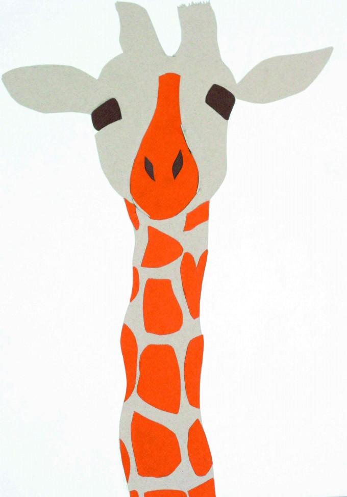 Des animaux pas comme les autres | Girafe - Simplifiée
