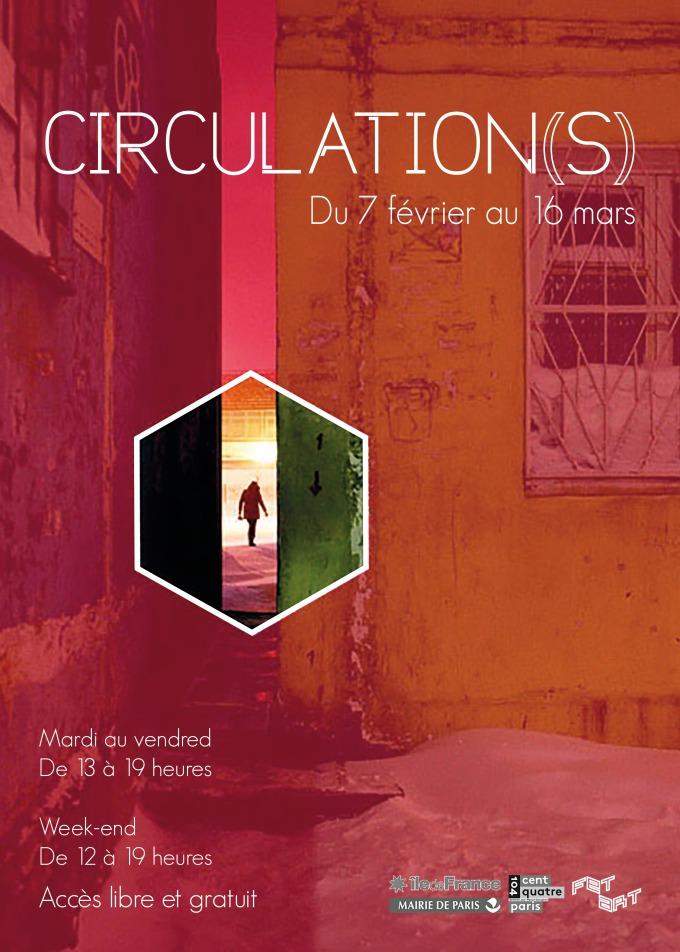 Circulation(s) | Affiche