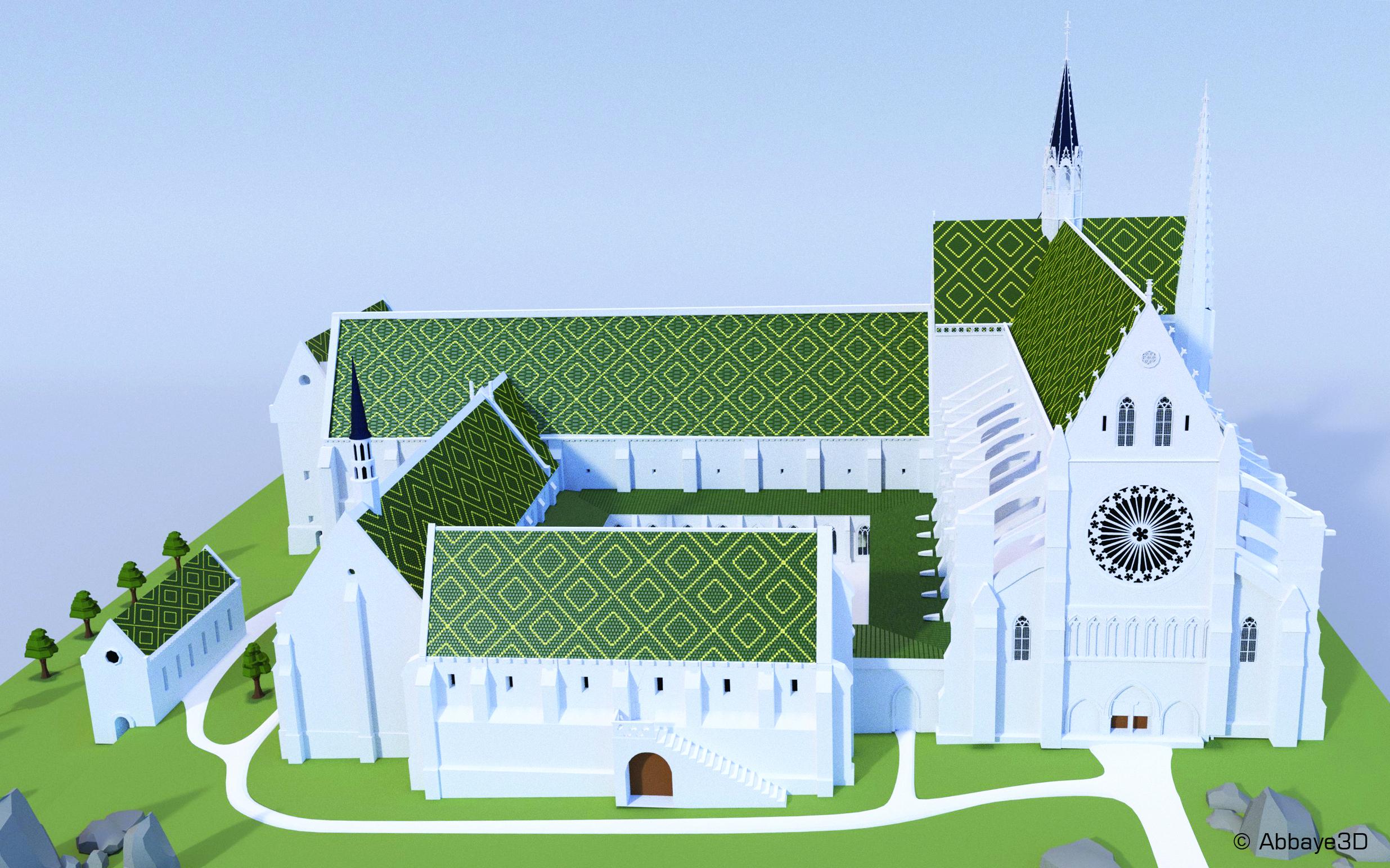 Abbaye 3D | Cellier_lpmn_©abbaye3D