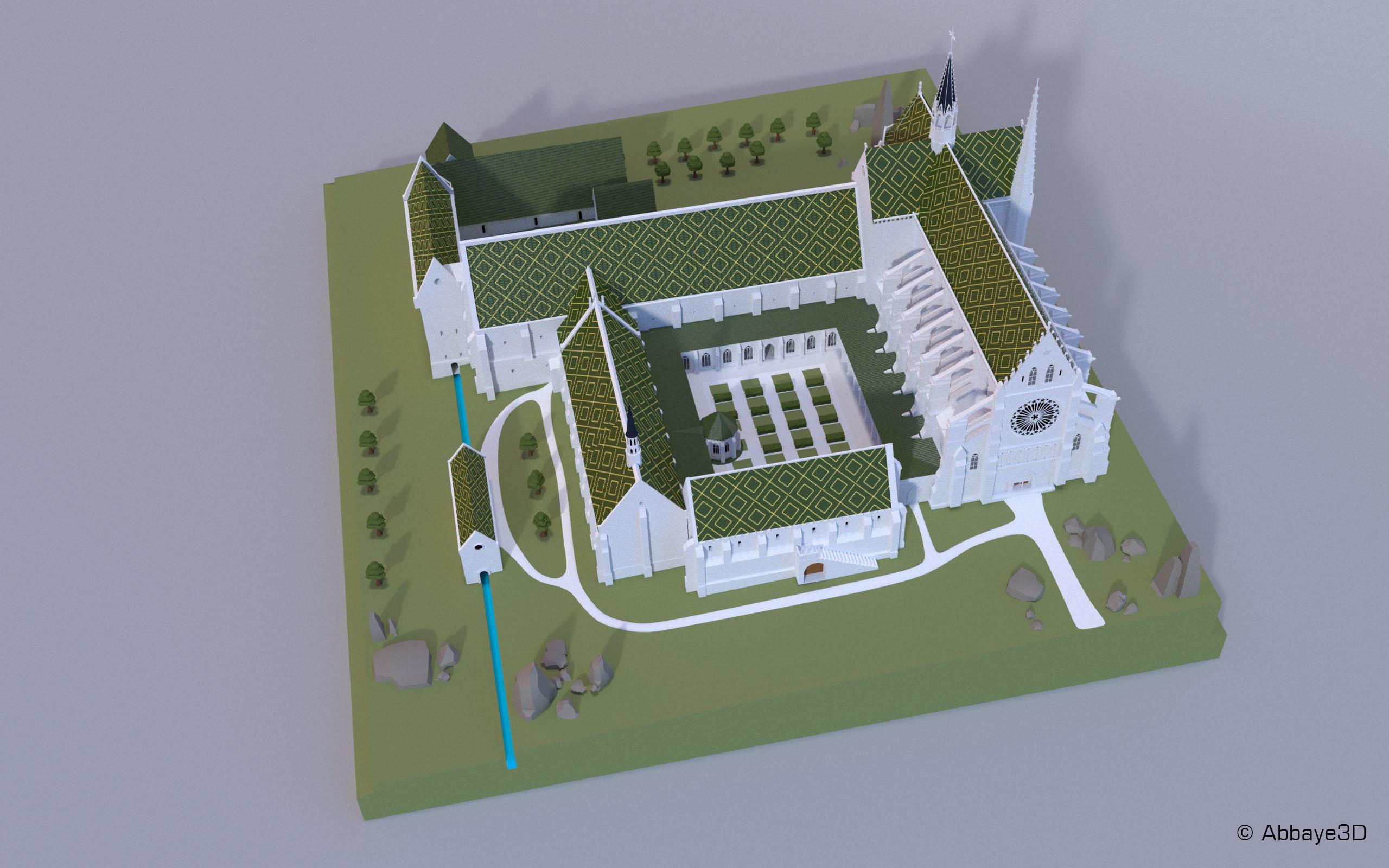 Abbaye 3D | Vue-d-ensemble_lpmn_©abbaye3D