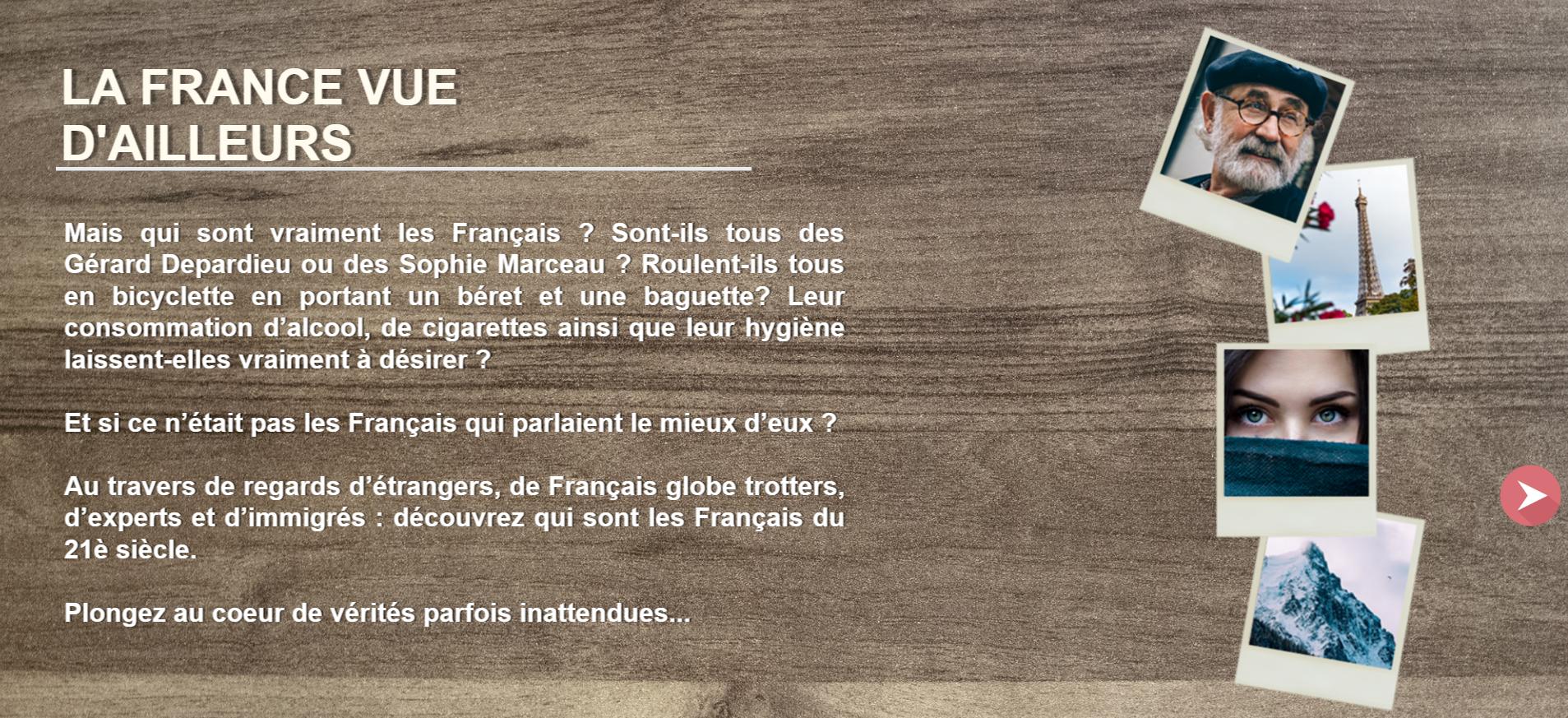 La France vue d'ailleurs | Introduction
