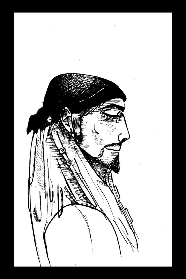 Sacré characters - Jack | Illustration