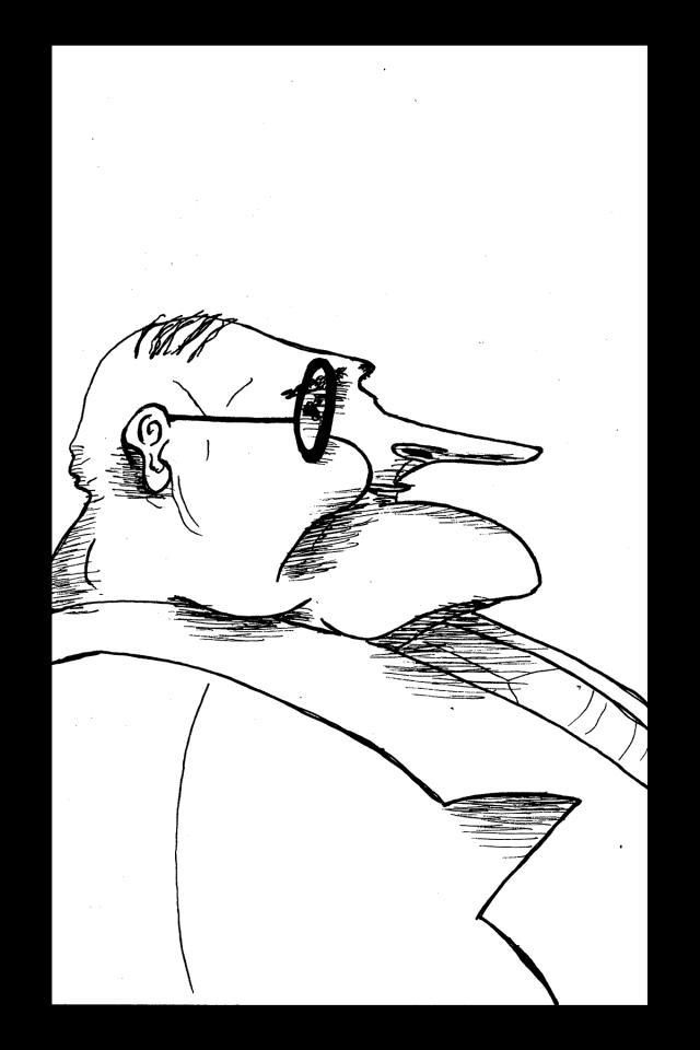 Sacré characters - Jacques | Illustration