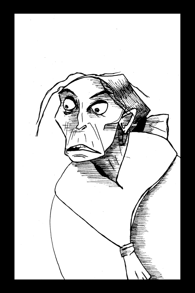 Sacré characters - Pipa | Illustration